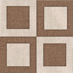 Square Light Brown
